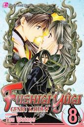 Fushigi Yûgi: Genbu Kaiden: Volume 8