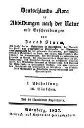 Deutschlands Flora: in Abbildungen nach der Natur mit Beschreibungen. ¬Abt. ¬I., Phanerogamen ; H. 71, Band 1,Ausgabe 71