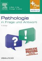 Pathologie in Frage und Antwort PDF