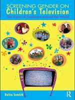 Screening Gender on Children s Television PDF
