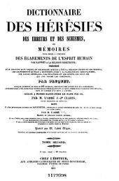 Encyclopédie théologique: ou Série de dictionnaires sur toutes les parties de la science religieuse, Volume12