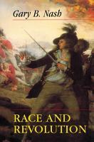 Race and Revolution PDF