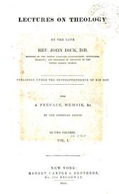 Lectures on Theology