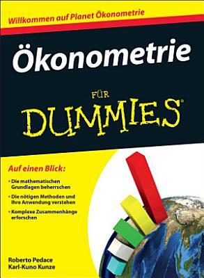 konometrie f  r Dummies PDF