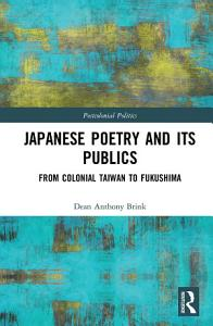 Japanese Poetry and its Publics PDF
