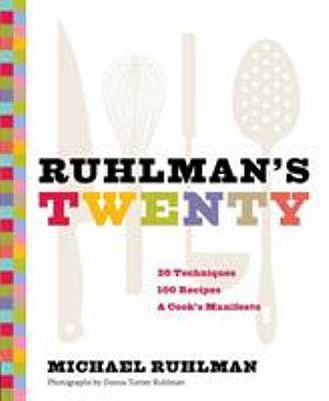 Ruhlman s Twenty