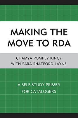 Making the Move to RDA PDF