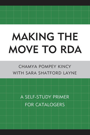 Making the Move to RDA