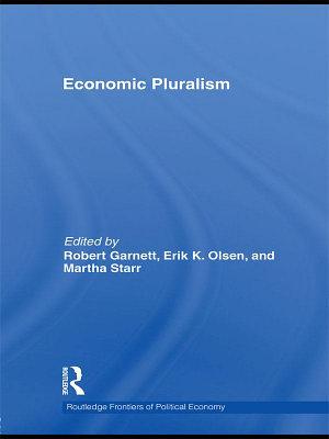 Economic Pluralism