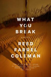 What You Break Book