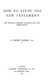 How to Study the New Testament