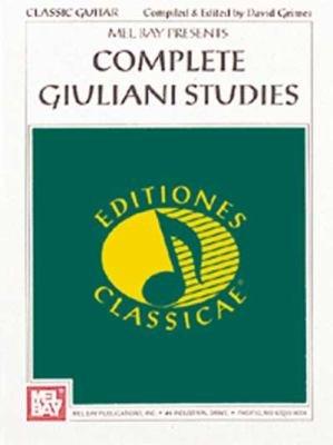 Complete Giuliani studies  Studio per la chitarra  op  1   2  Esercizio per la chitarra  op  48   3  XVIII Le  ons progressives  op  51   4  Studi dilettevoli  op  98   5  Etudes instructives faciles et agreables  op  100   6  Primi lezioni progressive  op  139 PDF