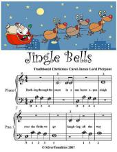 Jingle Bells - Beginner Tots Piano Sheet Music