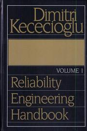 Reliability Engineering Handbook PDF