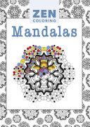 Zen Coloring   Mandalas