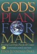 Gods Plan For Man