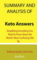 Summary and Analysis of Keto Answers
