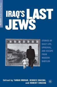 Iraq   s Last Jews Book