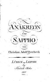Anakreon und Sappho