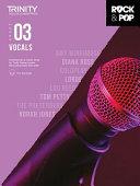 Trinity Rock   Pop 2018 Vocals