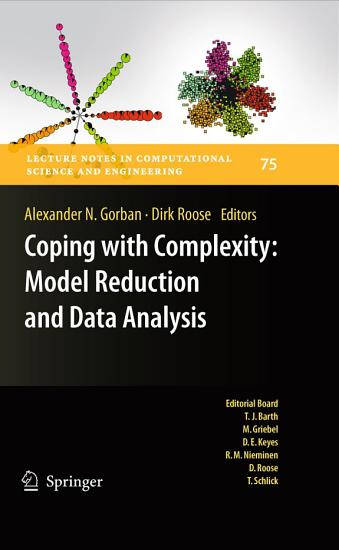 Coping with Complexity  Model Reduction and Data Analysis PDF