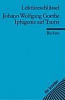 Johann Wolfgang Goethe  Iphigenie auf Tauris PDF