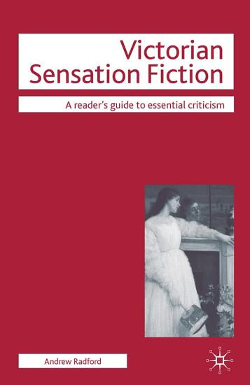 Victorian Sensation Fiction PDF