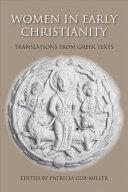Women in Early Christianity