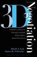 3 D Negotiation PDF