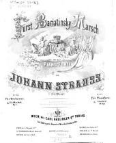 Fürst-Bariatinsky-Marsch: für das Piano-Forte ; 212s Werk