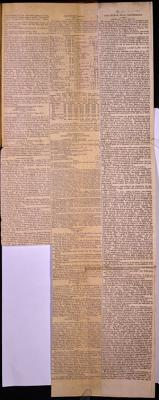 Various extracts from newspaper  relating to Sir W  Courtenay and the Courtenay riots  in the year 1838
