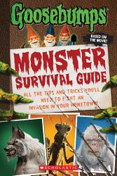 Goosebumps The Movie Monster Survival Guide Book PDF