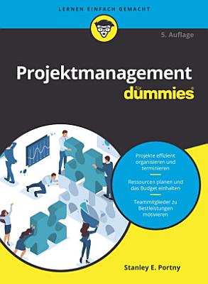 Projektmanagement f  r Dummies PDF