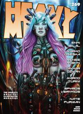 Heavy Metal Magazine #269