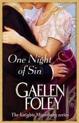 One Night Of Sin Book PDF