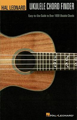 Hal Leonard Ukulele Chord Finder  Music Instruction