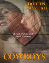 Cowboys - A Pair of Mail Order Bride Romances