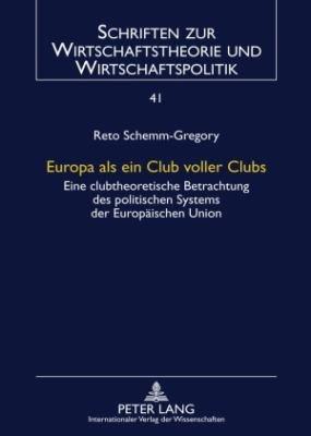 Europa als ein Club voller Clubs PDF