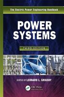 The Electric Power Engineering Handbook   Five Volume Set PDF