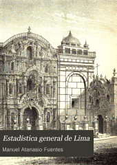 Estadística general de Lima
