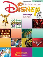 Contemporary Disney (Songbook): Edition 2
