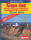 Cape Cod Street Atlas