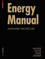 Energy Manual PDF