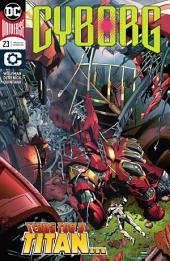 Cyborg (2016-) #23