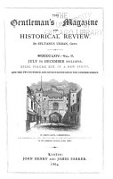 The Gentleman s Magazine PDF