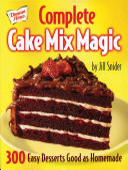 Download Complete Cake Mix Magic Book