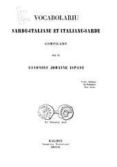 Vocabolario sardo-italiano e italiano-sardo: con l'aggiunta dei proverbi sardi