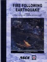 Fire Following Earthquake PDF