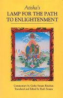 Atisha s Lamp for the Path to Enlightenment PDF