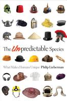 The Unpredictable Species PDF